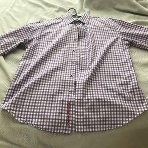 Robert Graham button down shirt - L